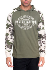 Parish - Raglan Hoody