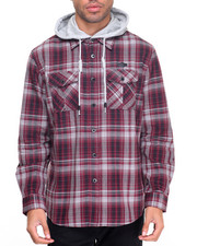 Shirts - Popover Hoody