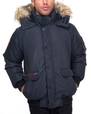 Buyers Picks - Canada Weathergear Heavyweight Bomber Coat