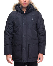 Men - Hooded Parka