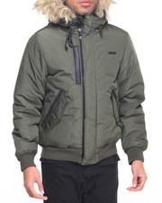 Heavy Coats - Hooded Jacket