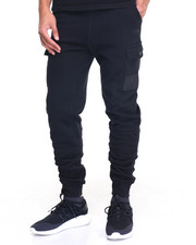 Sweatpants - Cargo Sweatpant