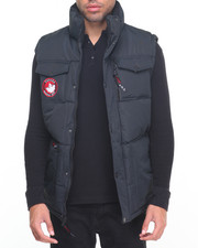 Men - Canada Weathergear Bubble Vest