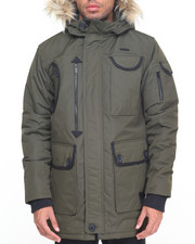 The Classic Bomber Jacket - Parka w/ Hood