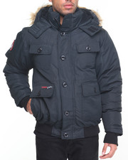 Heavy Coats - Canada Weathergear 4 - Pocket Heavyweight Bomber Coat