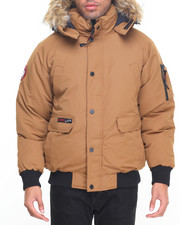 Men - Canada Weathergear Heavyweight Bomber Coat