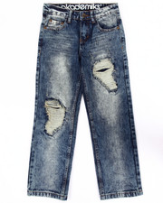 Sizes 8-20 - Big Kids - RIP AND REPAIR JEANS (8-20)