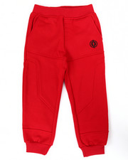 Sweatpants - FLEECE MOTO JOGGERS (4-7)