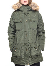 Women - Mia Hooded Parker