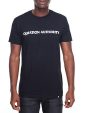Famous Stars & Straps - QUESTION AUTHORITY Tee