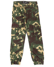 Sizes 8-20 - Big Kids - CAMO CARGO JOGGERS (8-20)