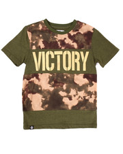Sizes 8-20 - Big Kids - CUT & SEW VICTORY TEE (8-20)