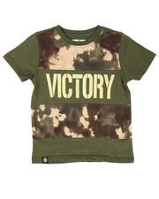 Boys - CUT & SEW VICTORY TEE (4-7)