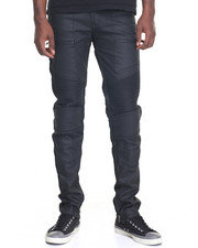 Buyers Picks - Next Level Coated Moto Denim Jeans