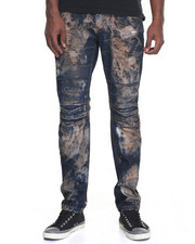 Men - Rip & Repair Fashion Denim Jeans