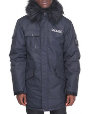 Heavy Coats - Exploit Hooded Parka