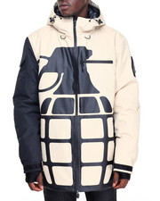 Outerwear - Nade Block Jacket