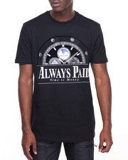 Hudson NYC - Always Paid S/S Tee