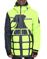 Men - Nade Block Jacket