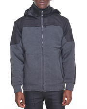 Men - Ballistic - Lined Zip - Up Fleece Jacket