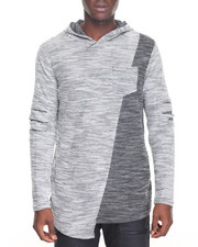 Men - Triple Paneled Lightweight Hoodie