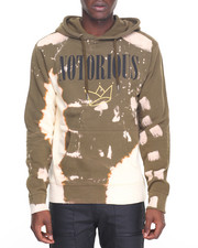 Buyers Picks - Notorious Bleached Pullover Hoodie
