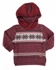 Hoodies - SNOW DAY HOODY (2T-4T)