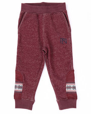 Boys - SNOW DAY JOGGERS (2T-4T)
