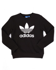 Adidas - JUNIOR TREFOIL SWEATSHIRT (8-20)