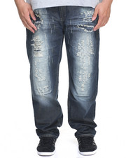 Men - Rip Repair Denim Jean (B&T)