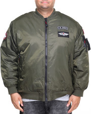 Men - Canada Weathergear Flight Jacket