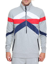 Men - Warmed Up Zip Pullover Jacket