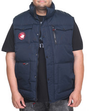 Men - Canada Weathergear Bubble Vest (B&T)