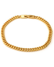 Accessories - King 14K Gold Cuban Chain Bracelet