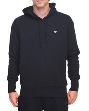 Men - Brilliant Chest Hoodie