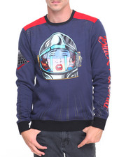 Men - Crying Astro Women Crewneck Sweatshirt