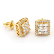 Accessories - King Layered CZ Earring