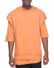 Akademiks - Dobbs Layered 2-Fer T-Shirt