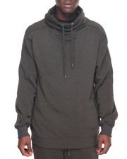 Sweatshirts & Sweaters - Cone Black Out Fleece Cowl Hoodie