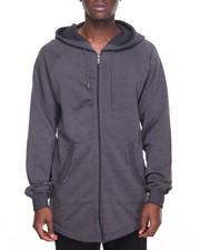 Akademiks - Courtland Black Out Fleece Hoody