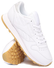 Women - CLASSIC LEATHER MET DIAMOND SNEAKERS