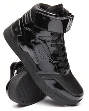 Radii Footwear - Segment Patent High-Top Sneaker