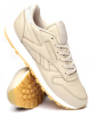Reebok - CLASSIC LEATHER MET DIAMOND SNEAKERS