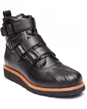 Footwear - Pentagon Strap Boot