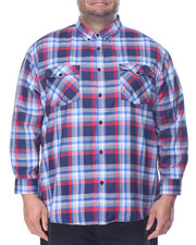 Shirts - Stampede L/S Button-Down (B&T)