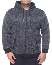 Light Jackets - Russ Sherpa Linded Sweater Fleece (B&T)
