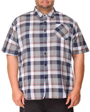 Men - Jackson S/S Button-Down (B&T)