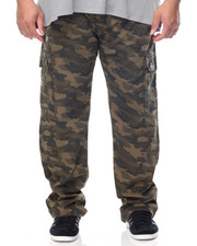 Jeans & Pants - Deploy Twill Cargo Pant (B&)