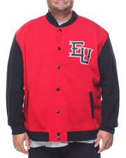Outerwear - Rebel Varsity Jacket (B&T)