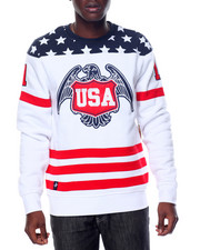 Pullover Sweatshirts - Missouri Trimmed Sweatshirt